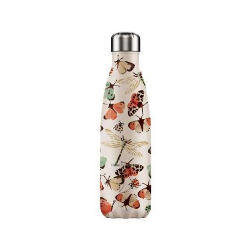 Botella Chilly´s Inox Emma Bridgewater mod. Mariposas 500 ml