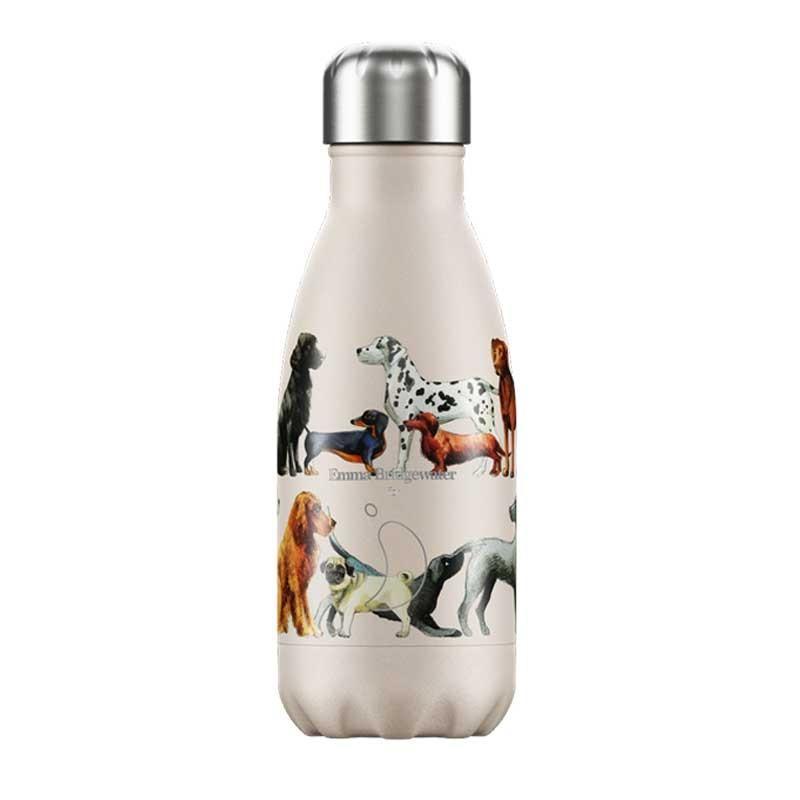 Botella Chilly´s Inox mod. Dogs Emma Bridgewater 260 ml