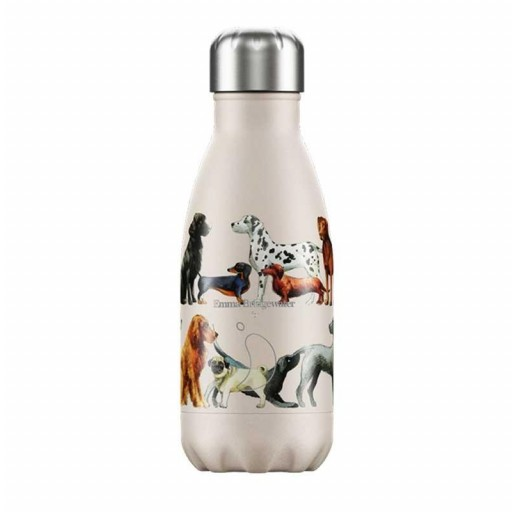 Botella Chilly´s Inox mod. Dogs Emma Bridgewater 260 ml