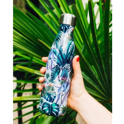 Botella Chilly´s Inox mod.  Tropical Elefante 500 ml. [1]