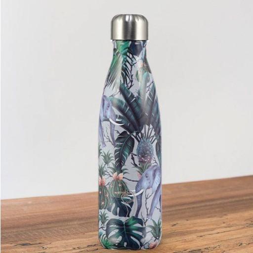 Botella Chilly´s Inox mod.  Tropical Elefante 500 ml. [2]