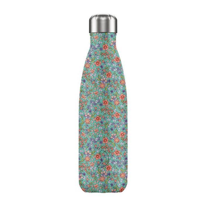 Botella Chilly´s Inox mod. Peonias 500 ml