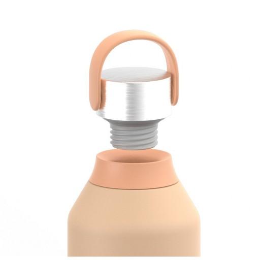 Botella Chilly´s serie 2 color peach 500 ml. [1]