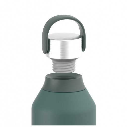 Botella Chilly´s serie 2 color verde pino 500 ml. [1]