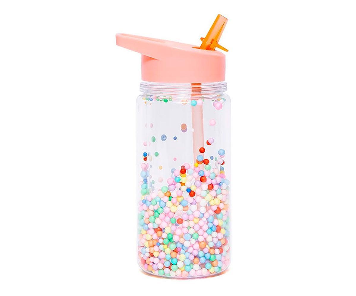 Botella Tritán Popsicles Coral