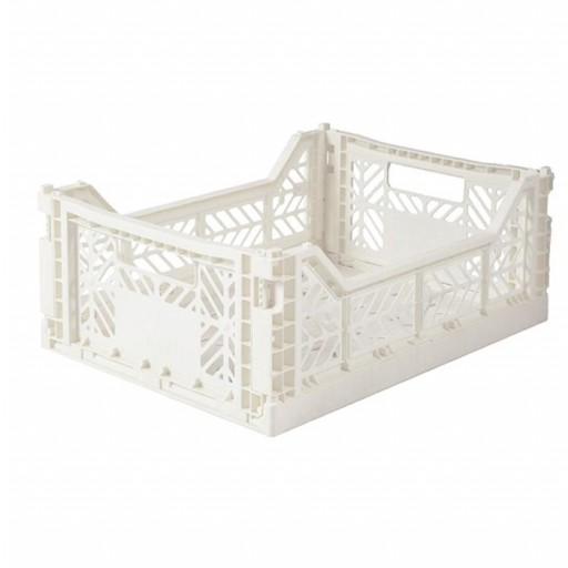 Caja Lillemor Plegable Mediana Coconut white [0]