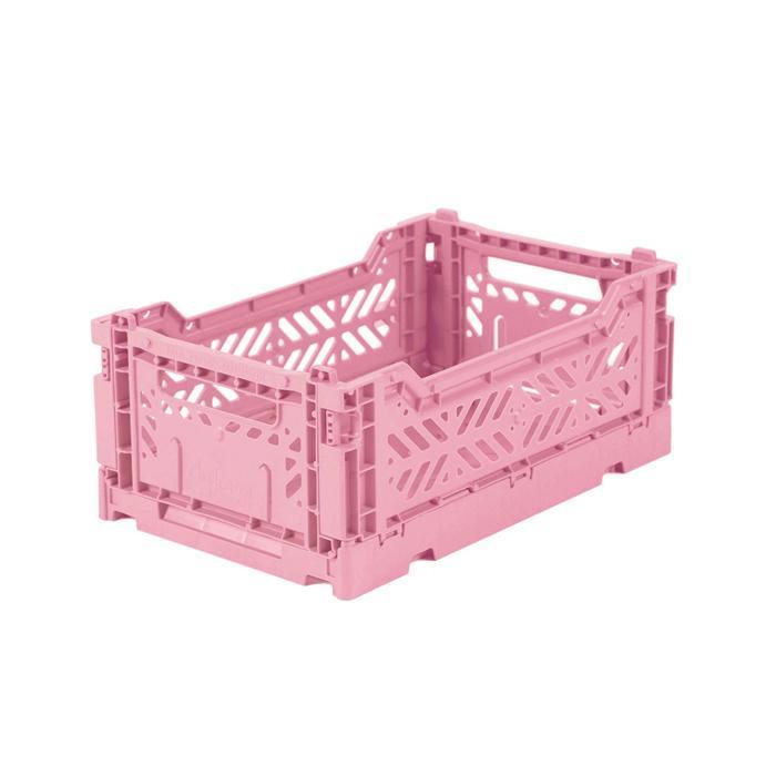 Caja Lillemor Plegable Mini rosa