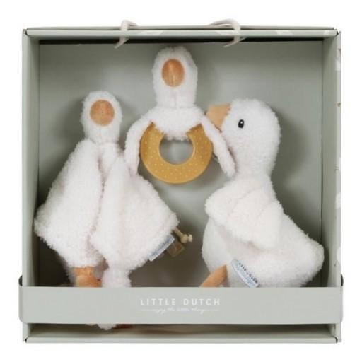 Caja regalo Ocas Little Dutch (doudou, peluche y sonajero)