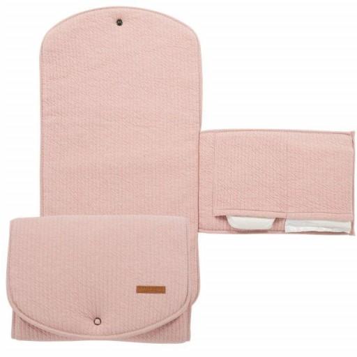 Cambiador Comfort Little Dutch color rosa.  [1]