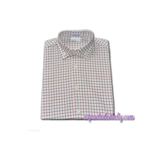 Camisa Ancar mod. Cuadraditos