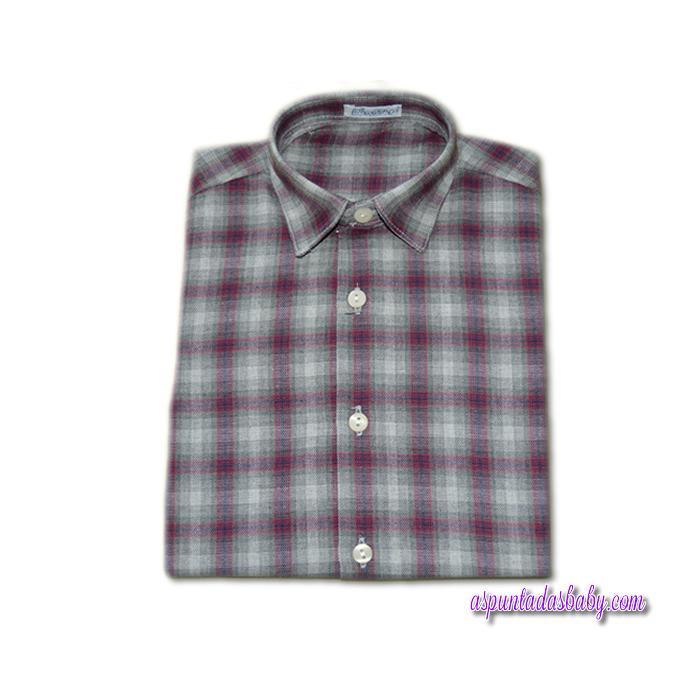 Camisa Ancar mod. cuadros.