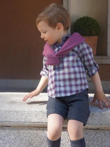 Camisa Ancar mod. cuadros. [1]