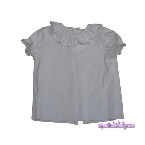 Camiseta Ancar Color Blanco