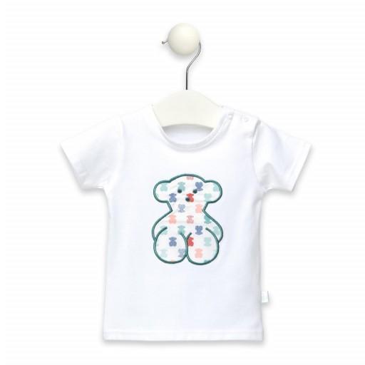 Camiseta De Playa Baby Tous Multiosos De Colores