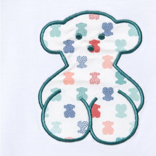 Camiseta De Playa Baby Tous Multiosos De Colores [1]