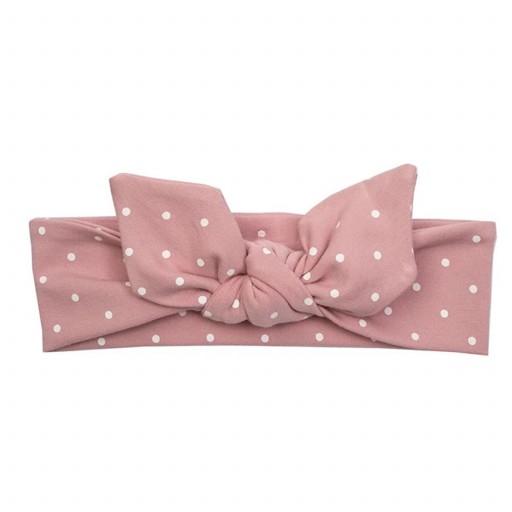Cinta Infantil para Pelo Pink Dots UL&KA