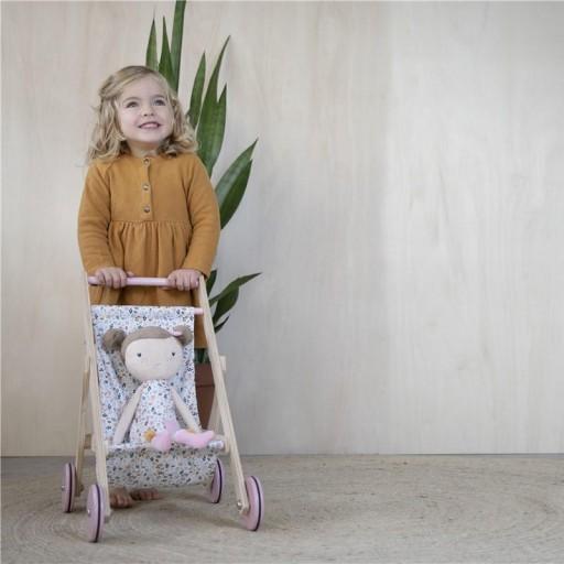 Cocheito muñecas flores Little Dutch [2]