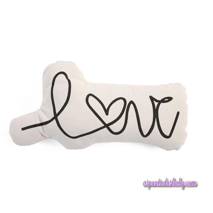 Cojín Childhome Love