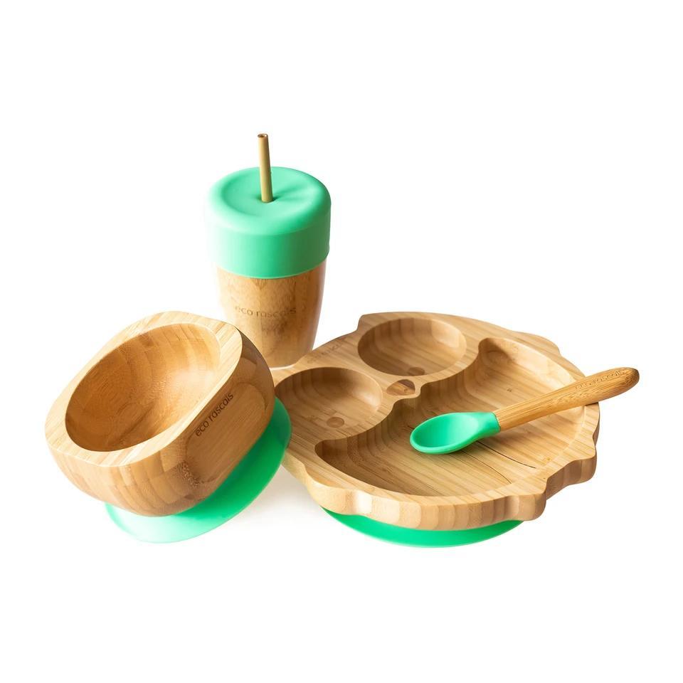 Eco Rascals Set Regalo Toddler color verde