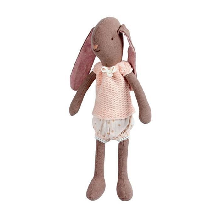 Maileg Mini Bunny Brown Girl (22 Cms)