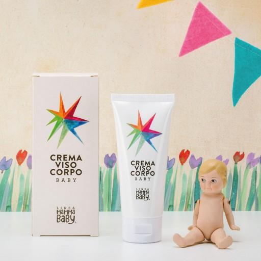 Crema Viso Cara y Cuerpo Mammababy 100 ml.  [1]