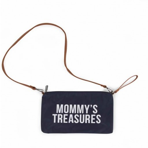 Bolso Pequeño Neceser Mommy Treasures - Navy [1]