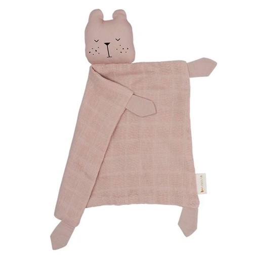 Doudou Animal Bear Beige Personalizable
