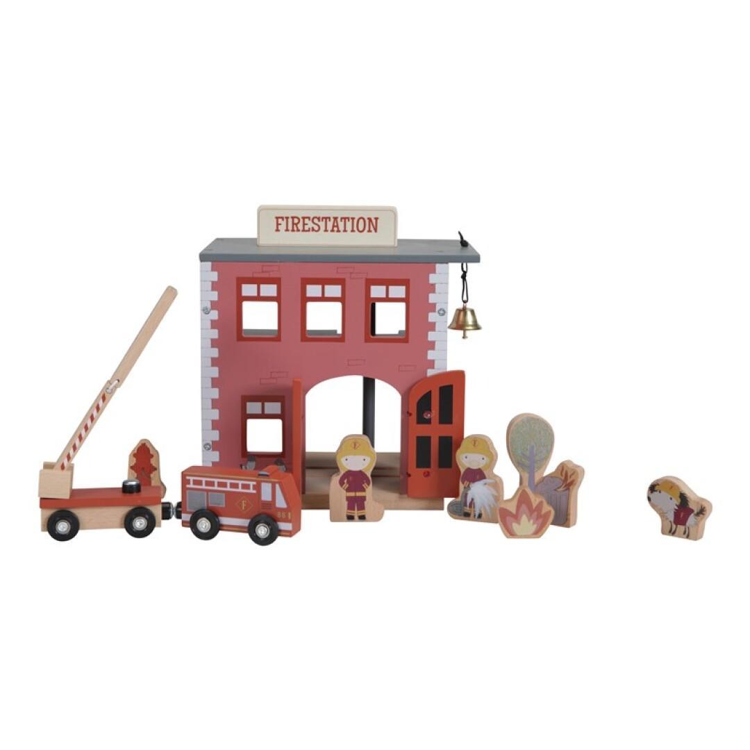 Estación de bomberos Little Dutch