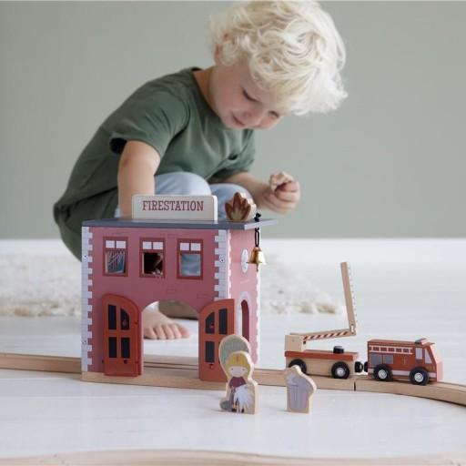 Estación de bomberos Little Dutch [2]