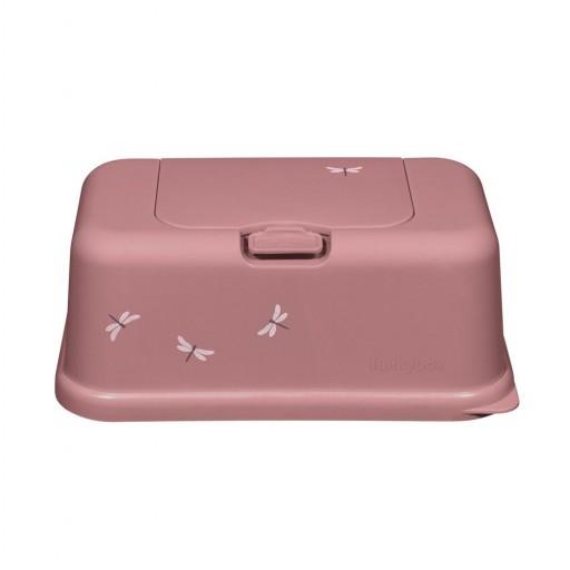 Caja Toallitas Funkybox Rosa Libelula