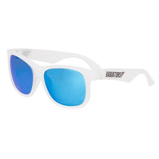 Gafas de sol Flexibles Navegadores Premium Azul Hielo (0-24m)