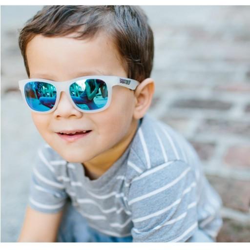 Gafas de sol Flexibles Navegadores Premium Azul Hielo (0-24m) [2]