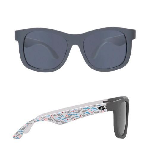 Gafas de sol Navegadores Flexibles Imprimir tiburón (0-24m) [2]