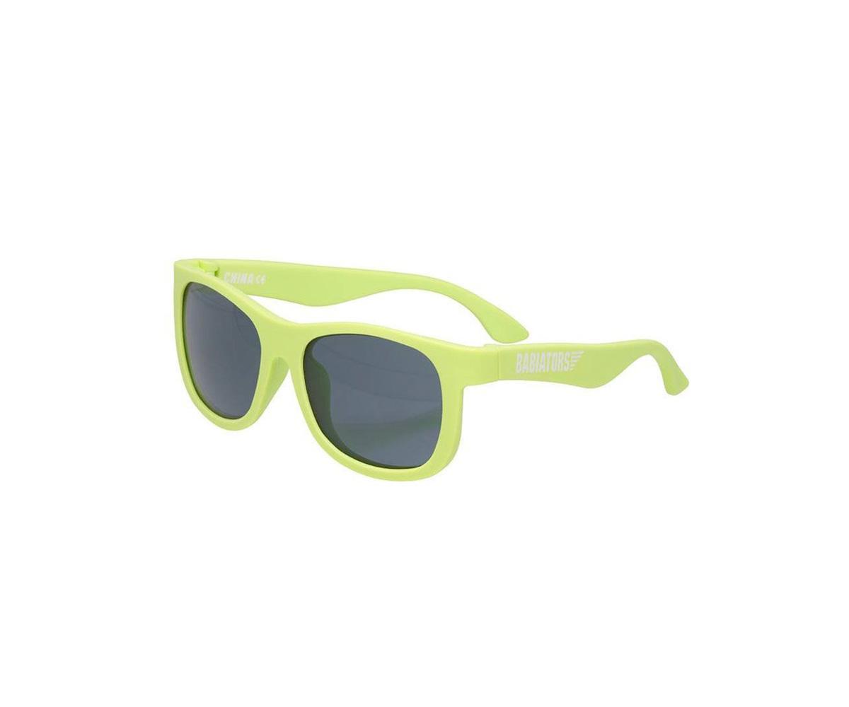 Gafas de sol Flexibles Navegadores Sublime Lime (0-24m)