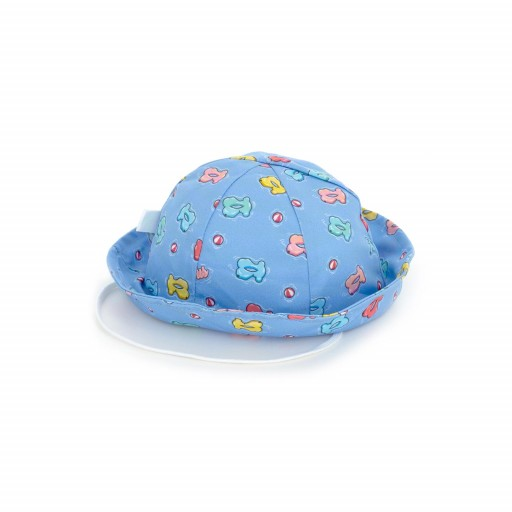 Gorro Playa Baby Tous Float Celeste