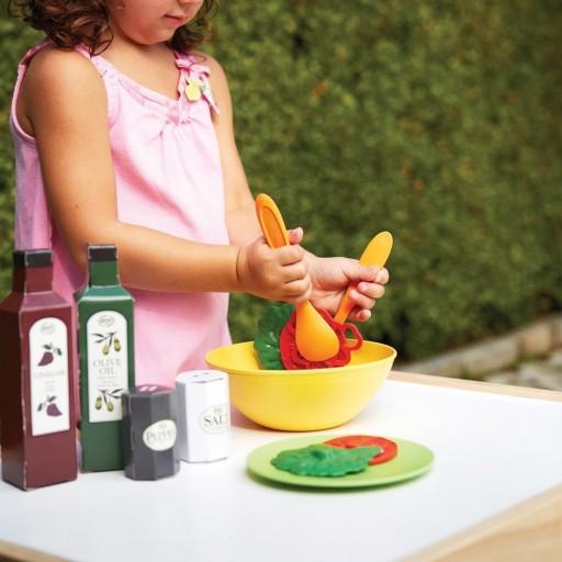 Haz tu propia ensalada, utensilios de cocina [3]