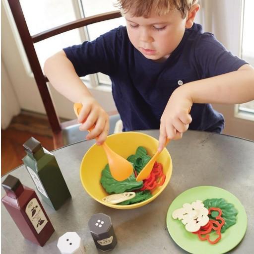 Haz tu propia ensalada, utensilios de cocina [1]