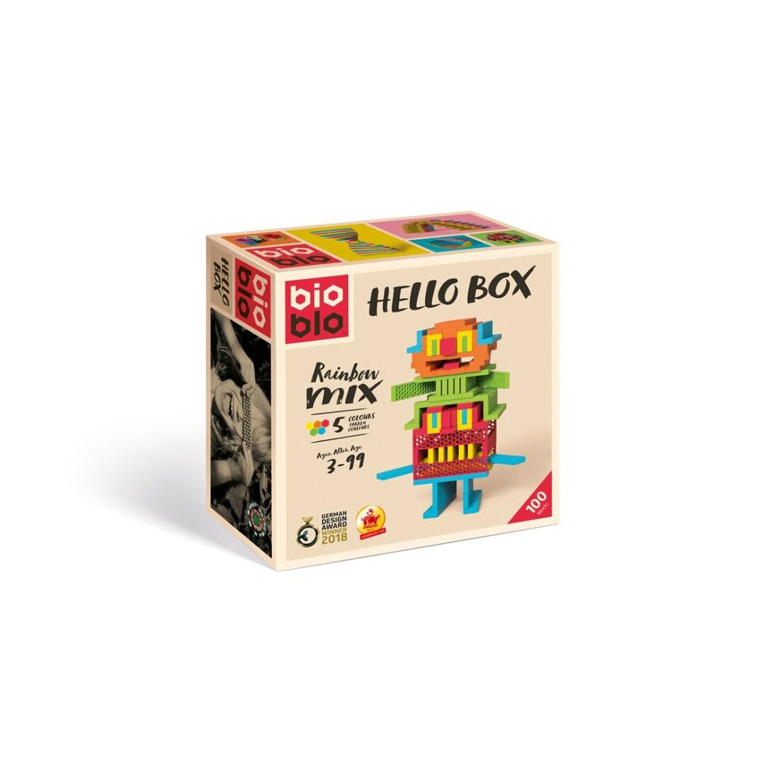 Hello box Bioblo (100 piezas)