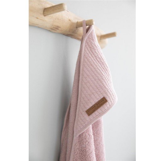 Capa de baño Little Dutch mod. Towel Pink [2]