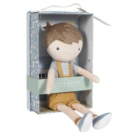 Muñeco Jim de Little Dutch - 35 cms