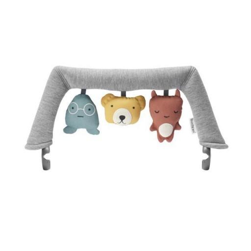 Juguete para Hamaca BabyBjörn Amigos suaves.