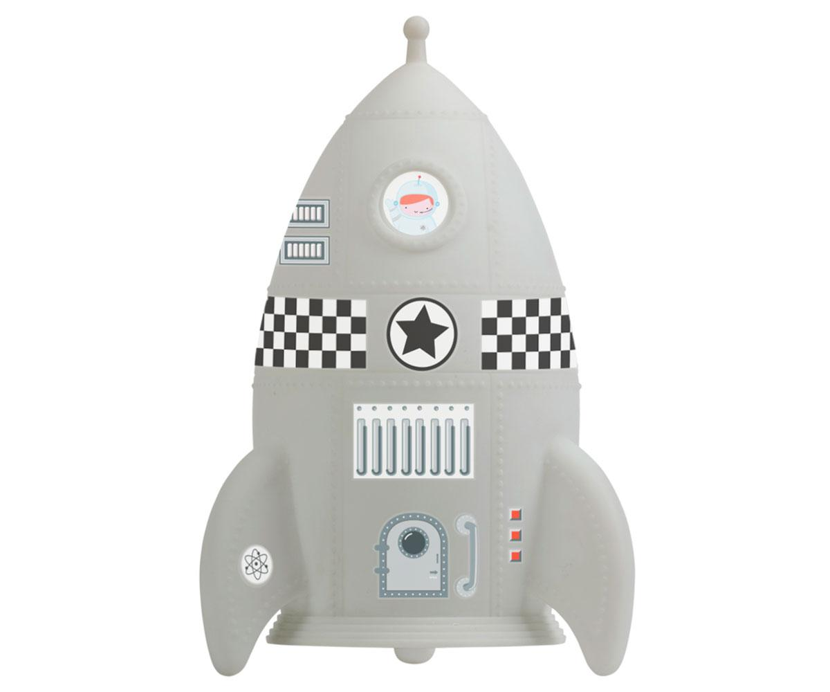 Mini Luz Cohete A Little Lovely Company