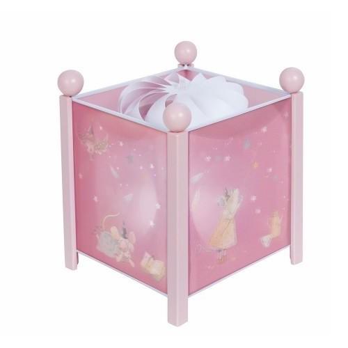 Lámpara mágica rosa Érase una vez por Moulin Roty [0]