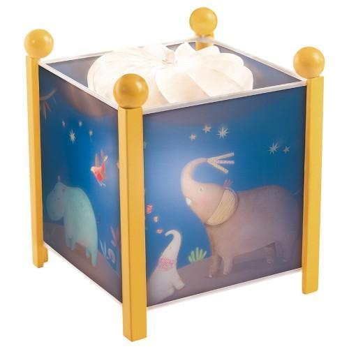 Lámpara mágica Papoum por Moulin Roty