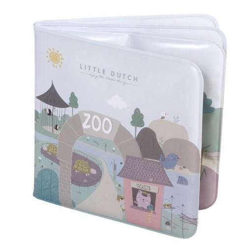 Libro para el baño zoo Little Dutch