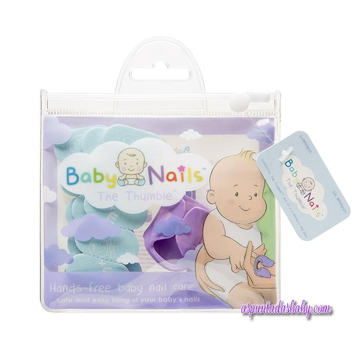 Lima Uñas para Bebé Baby Nails
