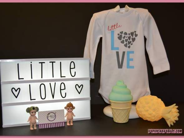 Body bebé mod. Little Love [2]