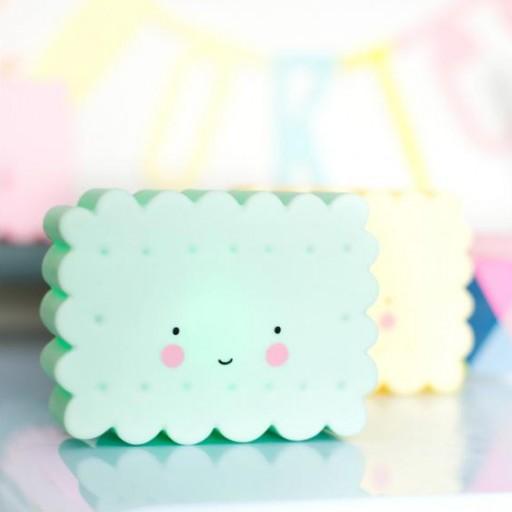 Mini Lámpara Cookie Mint - 12 cms.  [2]