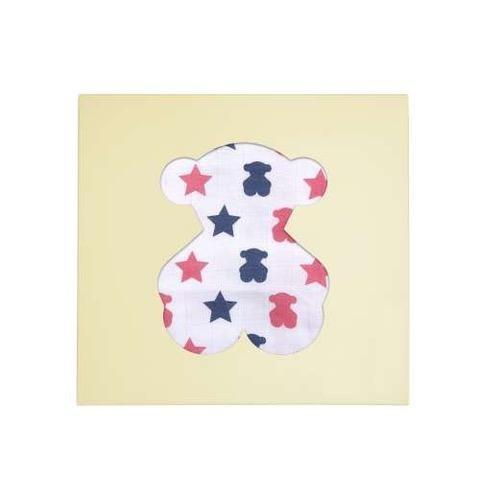 Capa de baño Baby Tous mod. Muse Star color marino [1]