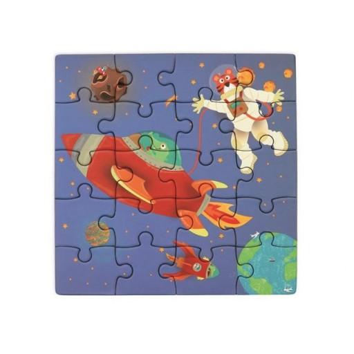 Puzzle book to go - Espacio [1]